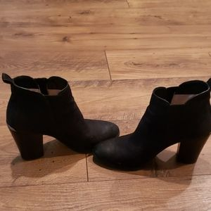 Michael Kors black boots..